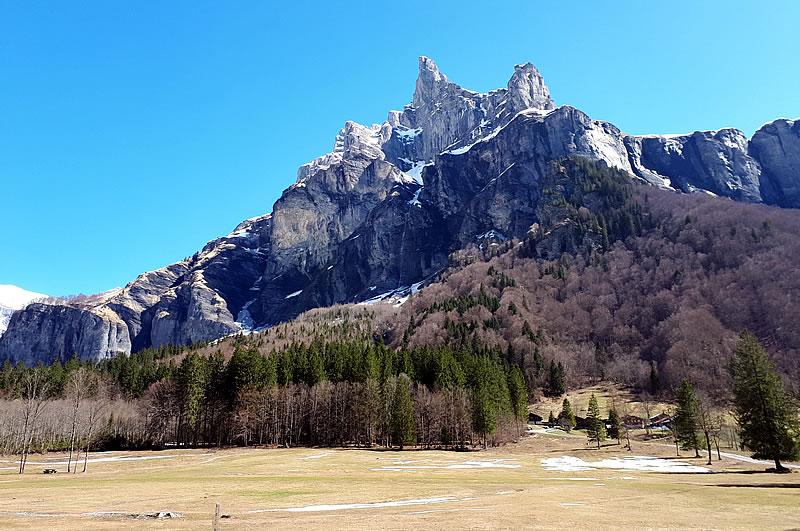 Chalet à louer pour les vacances à Morillon en Haute Savoie ( 74 )