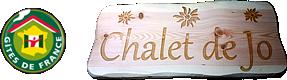 Le Chalet de Jo